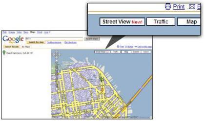 Google Maps Street, lo que le faltaba a los mapas de Google