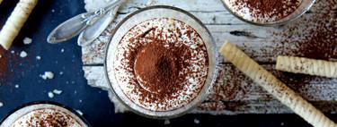 Crema de tiramisú., receta fácil y rápida