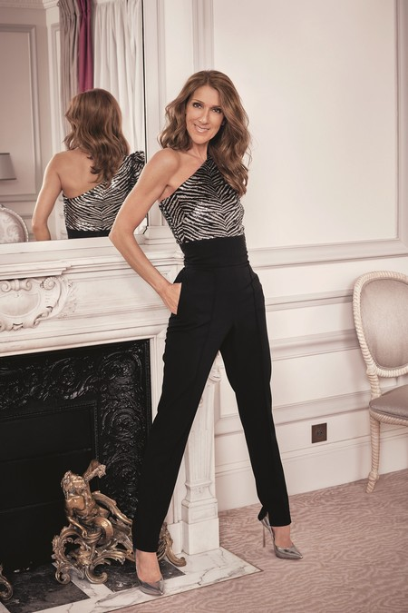 Celine Dion embajadora de Loreal Paris