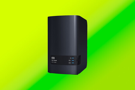 Wd 12tb My Cloud Ex2 Ultra