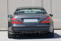 Mercedes SL K60 Evo Black