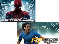Amazing Spider-Man y Real Football 2013 otros dos juegos potentes para Windows Phone 8