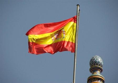 Bandera Espana 2