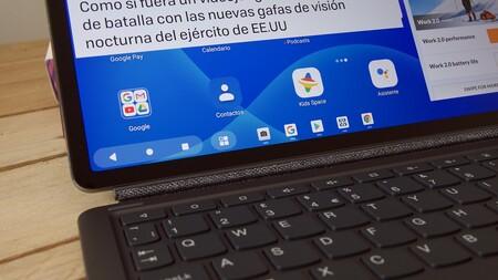 Lenovo Tab P11 Pro Review Xataka Modo Productivo