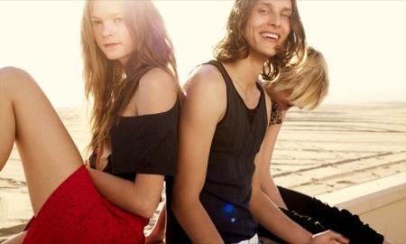 H&M Divided, colección Primavera-Verano 2009, tops