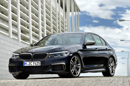 The New Bmw M550i Xd 21