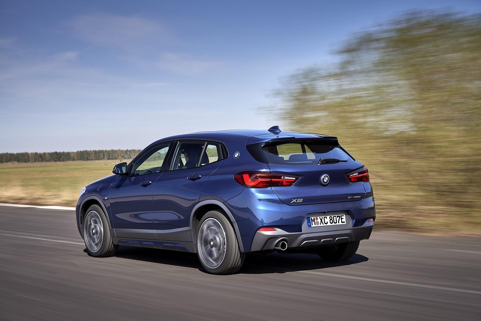 Foto de BMW X2 xDrive25e 2021 (27/53)