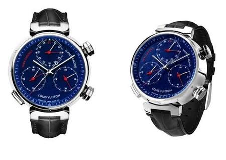 Tambour Twin Chrono, el nuevo reloj de Louis Vuitton que te dejará con la boca abierta