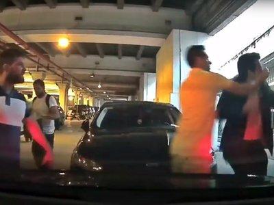 Agresiones, vandalismo y huelga. Lo de Málaga es el mejor ejemplo de cómo no defender los derechos del taxi