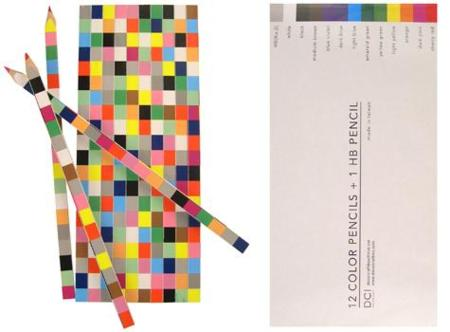 Lápices pixelados