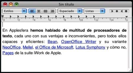 textedit macosx apple