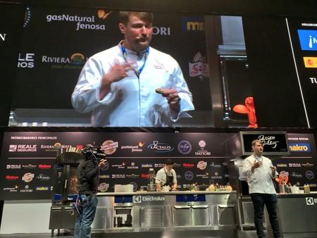 """La cocina """"pobre"""" del Cocinero del Año en Europa, Sebastian Frank (Madrid Fusión 2018 V)"""