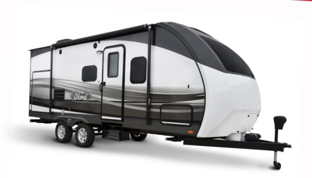 Ford Travel Trailer Exterior
