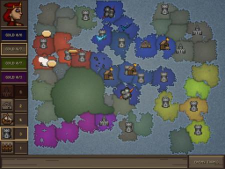 Los creadores de Minecraft se pasan a la estrategia con Crown and Council