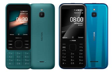 Nuevos Nokia 8000 4G y Nokia 6300 4G: hay vida más allá de iOS y Android y es vida con KaiOS