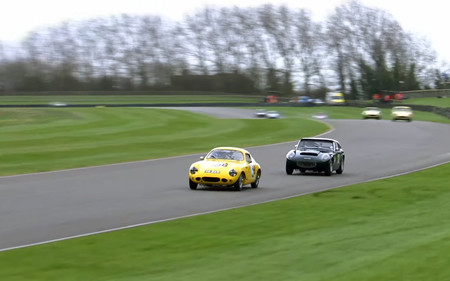 La esencia de las carreras, en este pique épico en el Goodwood 75th Member's Meeting (vídeo)
