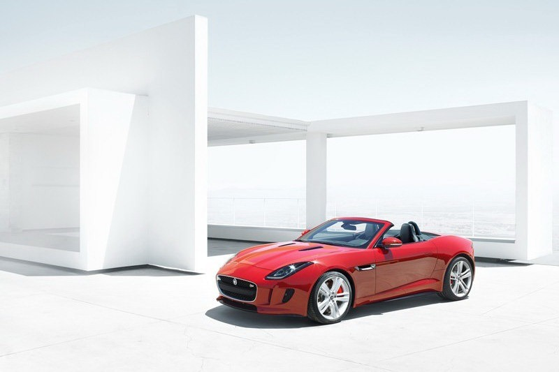 Foto de Jaguar F-Type (6/19)