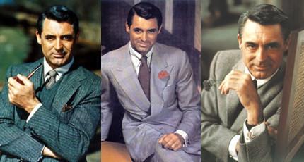 El estilo de Cary Grant