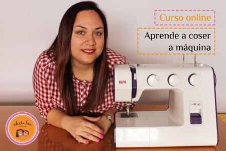 Curso online gratuito para aprender a coser a máquina