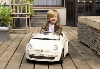"""Llegan los Fiat 500 para los más """"peques"""""""