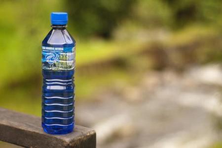 Ejercicio dentro de una botella