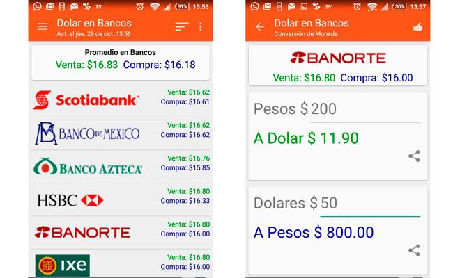 Dolar En México Los Tipos De Cambio