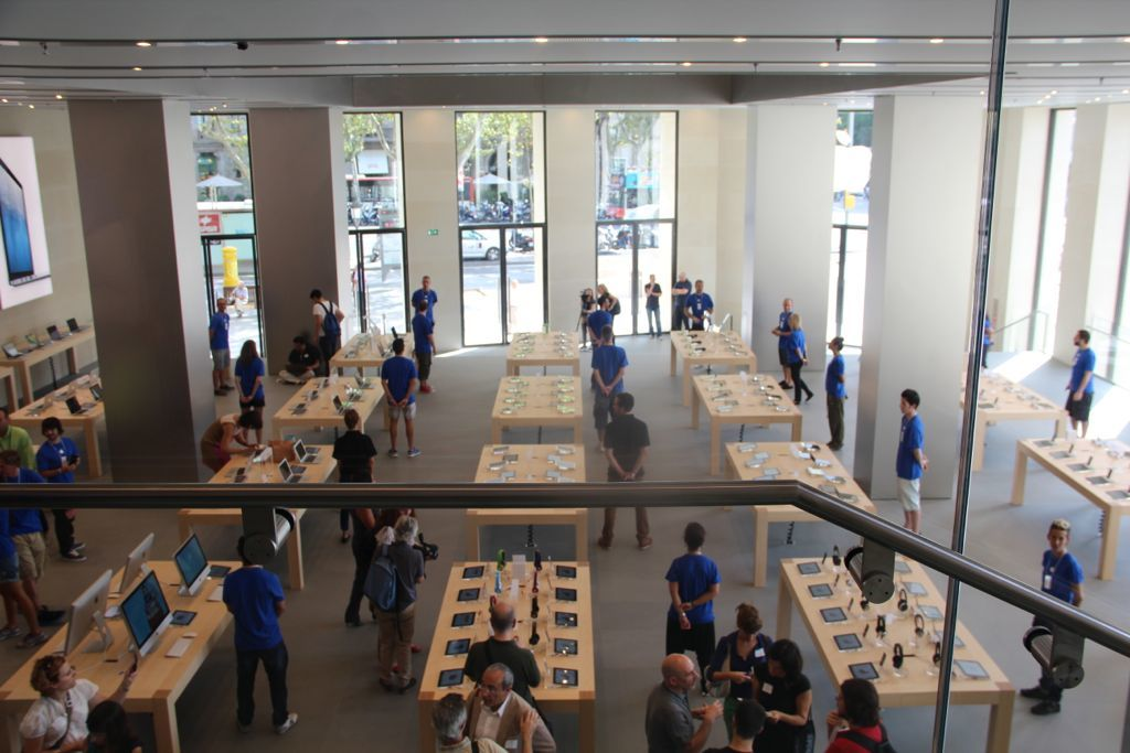 Foto de Apple Store Passeig de Gracia (34/50)