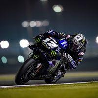 Maverick Viñales cierra la pretemporada de MotoGP con el mejor tiempo y Marc Márquez mejora de sus problemas