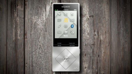 Sony Hi Res Walkman