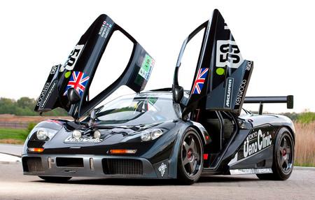 McLaren F1 GTR #01R