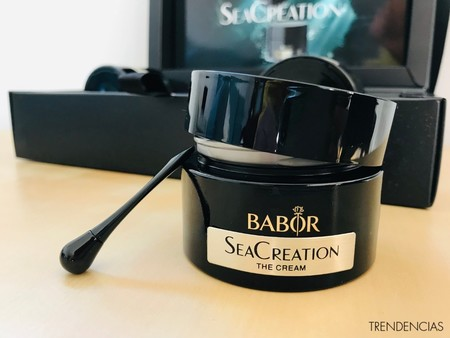 review the cream sea creation babor