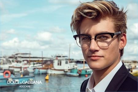 Dolce Gabbana 2017 Spring Summer Mens Eyewear Campaign 003
