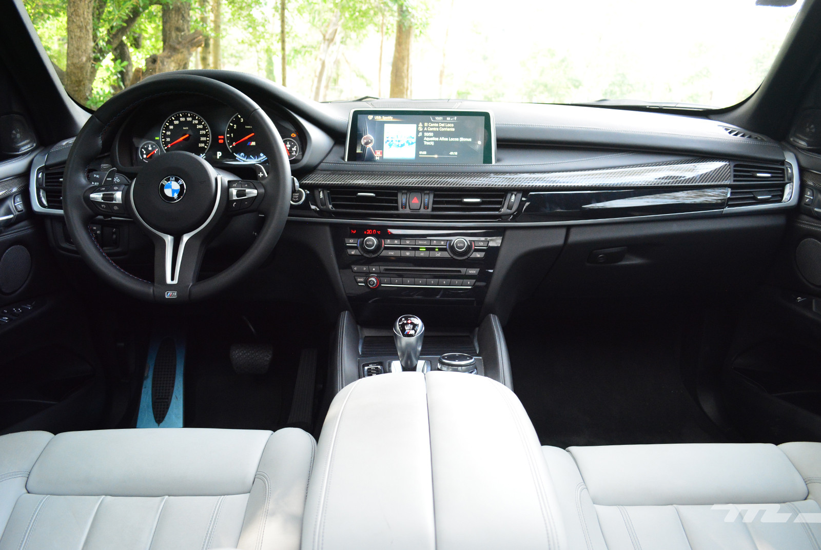 Foto de BMW X5 M (Prueba) (7/17)