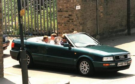 A subasta el Audi Quattro de Lady Di