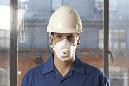 Mascarillas de protección para polvo y pintura FPP1 y FPP2 en Amazon de la marca líder 3M
