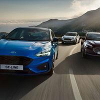 El nuevo Ford Focus equipará un sistema para mitigar el dolor que provocan los baches en la carretera