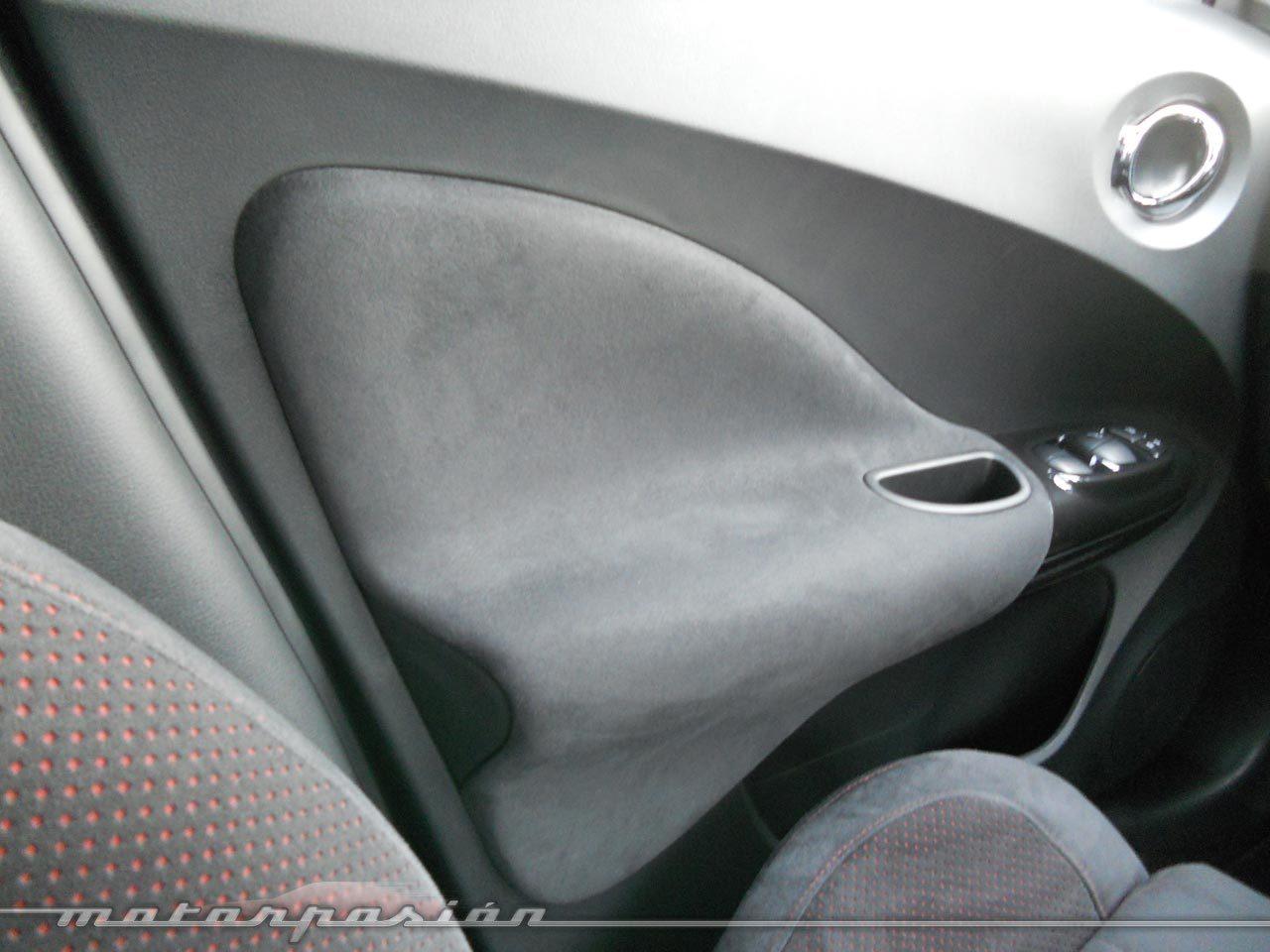 Foto de Nissan Juke Nismo (presentación propias) (39/45)