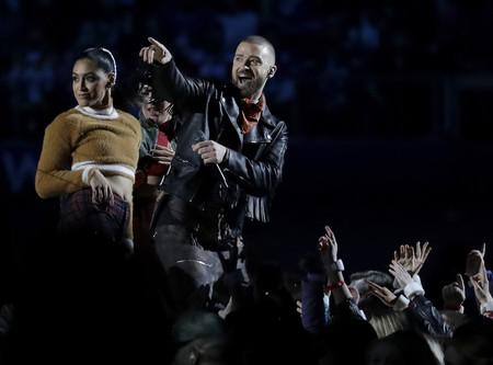¿Es el look de Justin Timberlake en la Superbowl el peor con el que le hemos visto jamás?