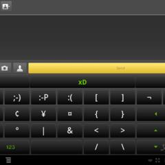 Foto 3 de 6 de la galería swiftkey-x-tablet en Xataka Android