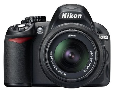 La Nikon D3100 se atreve con la grabación FullHD