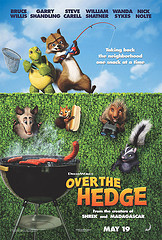 Nuevo trailer de 'Over The Hedge'