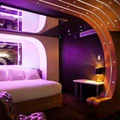 Foto 2 de 10 de la galería la-suite-007-del-hotel-seven-en-paris en Decoesfera
