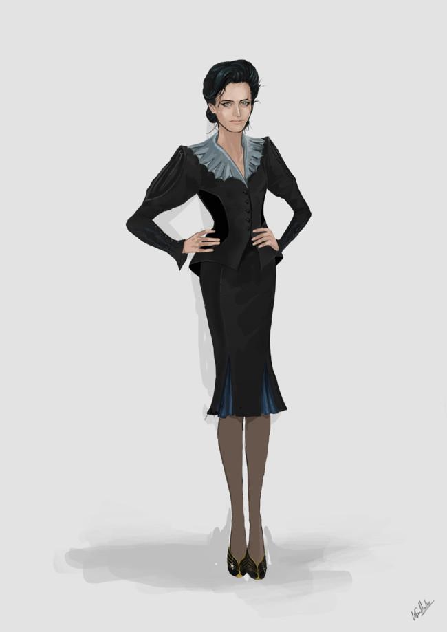 Miss Peregrin