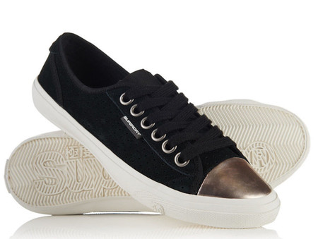 Zapatillas Low Pro Luxe De Superdry