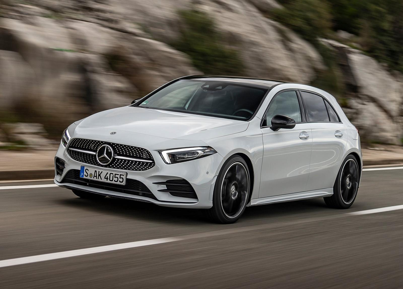 Foto de Mercedes-Benz Clase A 2019 (4/11)