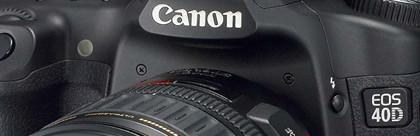 Actualización 1.0.8 del Firmware para la Canon 40D