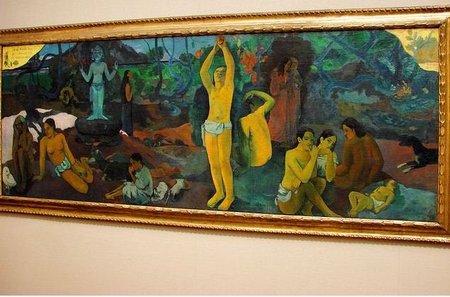 Excepcional muestra sobre Gauguin en Londres