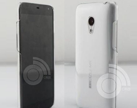 Meizu MX3 se deja ver en China con 128GB