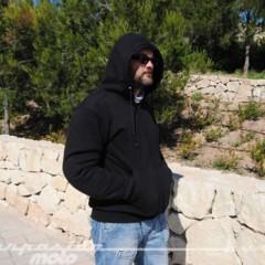 Foto 9 de 14 de la galería armored-kevlar-hoodie-de-go-go-gear en Motorpasion Moto