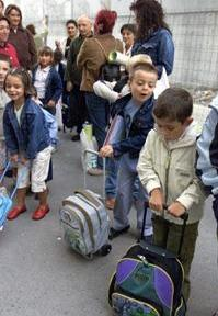 Colegios mal distribuidos en Zaragoza